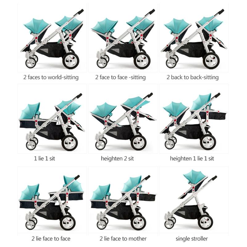 Yeni-hotselling-twins-bebek-Arabas-Motherknows-araba-175-derece-ta-ma-geni-koltuk-34-cm-bassinet