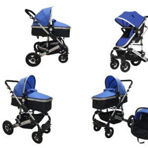 Kinderwagen Mit Zubehör (Babyschale) – Das Gesamtpaket-